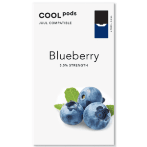 Cool Pods- Blueberry