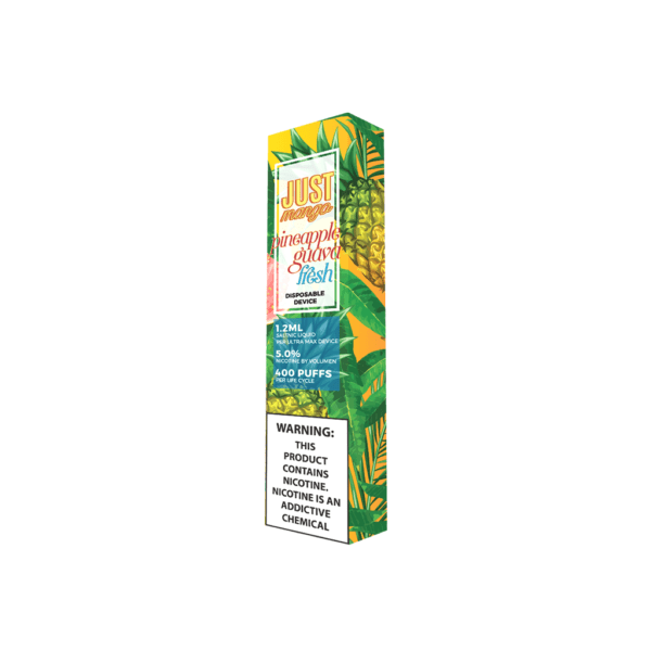 Just Mango Pineapple Guava Fresh disposable