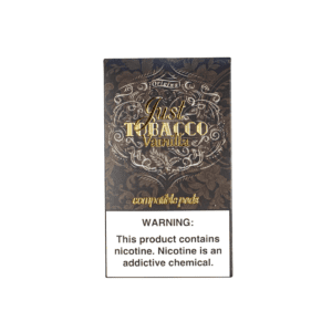 Just Tobacco Vanilla