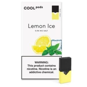 Cool Pods- Lemon Ice