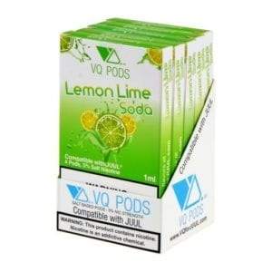 Lemon Lime soda 5 pack