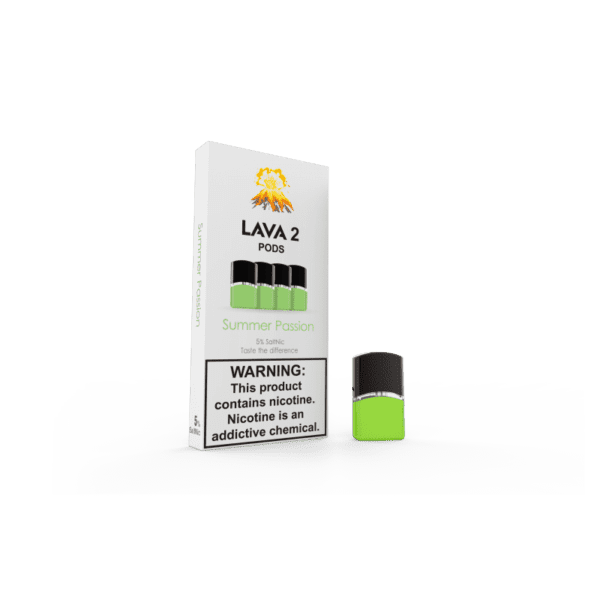 Summer Passion Lava 2 Pods