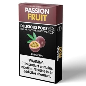 Passion Fruit Delicious Pods