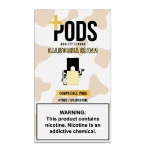 plus pods cali cream