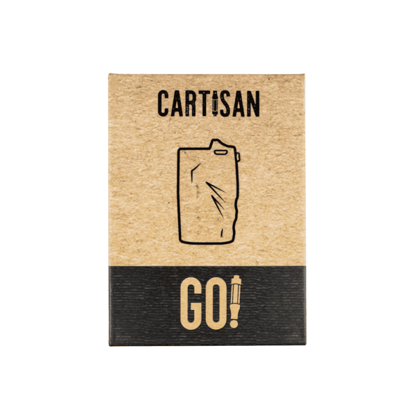 Cartisan Go! Front Package