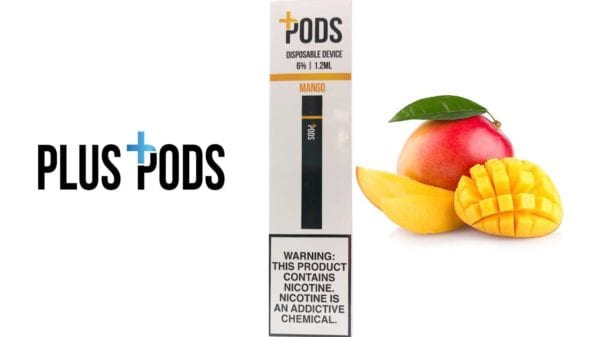 Mango Plus Pods Disposable