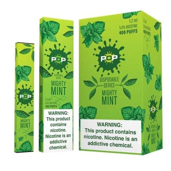 Pop Disposable Mighty Mint