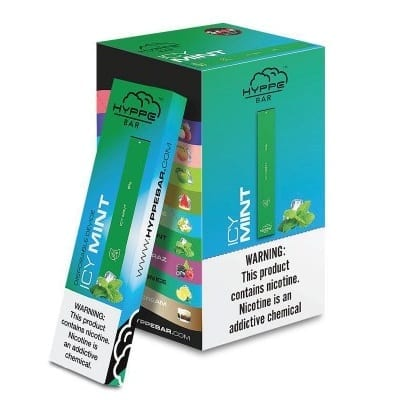 Hyppe Bar Disposable Icy Mint