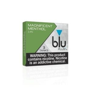 Blu Plus+ Tanks Magnificent Menthol