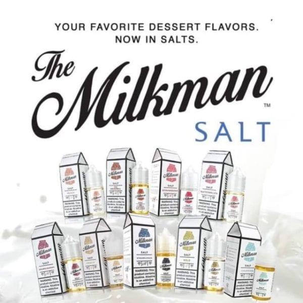 The Milkman Salts Collage