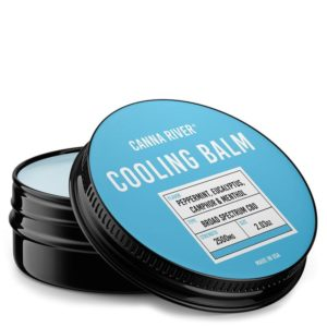 cooling balm peppermint